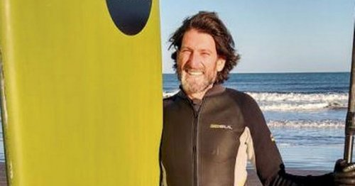 Scots dad who suffered cardiac arrest on beach kept alive by surfers