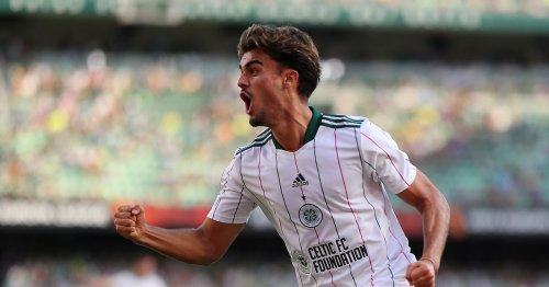 Jota trusts the Celtic process as he believes in Ange Postecoglou's methods