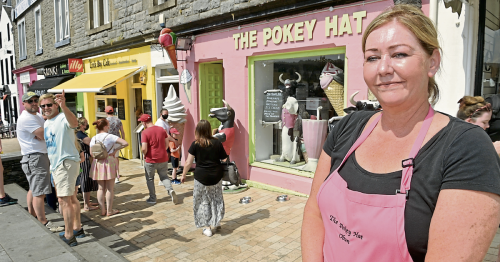 Mr Whippy rammy in Scots ice cream shop leaves staff in tears