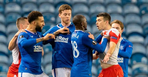 Rangers could face Slavia Prague in Champions League play-off round