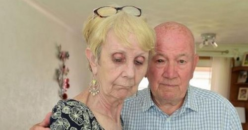 Frail pensioner lay in agony all night waiting for ambulance that didn't turn up