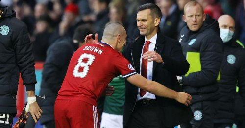 Kenny Dalglish pleads for Stephen Glass Aberdeen patience