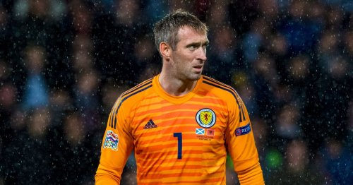 Allan McGregor's dazzling Rangers form prompts Scotland recall thinking