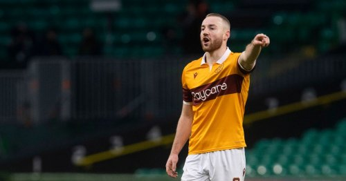 Luton Town linked with Motherwell star Allan Campbell