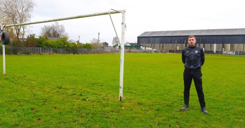 Amateur football team launch fundraising page to make new park dream a reality