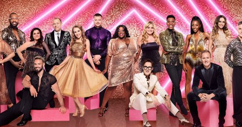 Strictly Come Dancing reveals song and dance choices for this week's live show