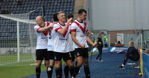 Ally McCoist inspiration for Kerr's Airdrie goal as he dedicates it to wise dad