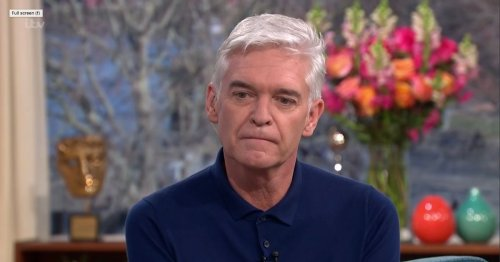 Phillip Schofield's '3 years of Snapchat messages with 21-year-old TikTok star'