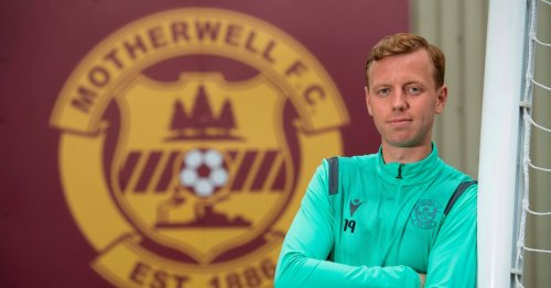 Motherwell's a good platform for me to show what I can do, says Nathan McGinley