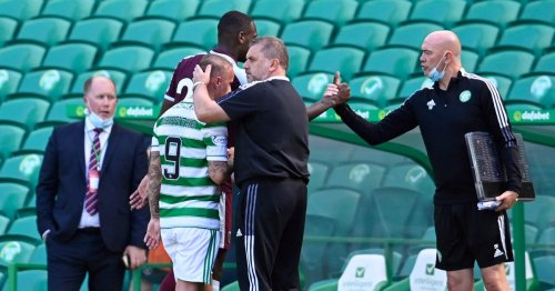 Ange Postecoglou tells Leigh Griffiths it's up to him to win Celtic fans over