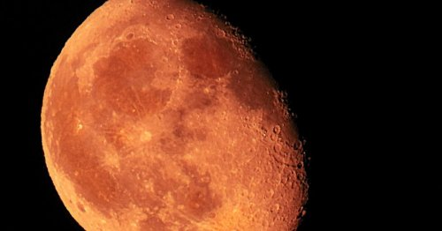 Three ways October Hunter full moon might affect your sleep tonight