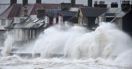 Scotland weather as two storms to hit in one week with 50mph gale force winds