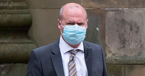 Scots cop plied underage girls with booze and sexually assaulted one at party