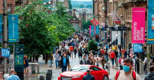 Scotland covid rate highest in United Kingdom as deaths continue to rise