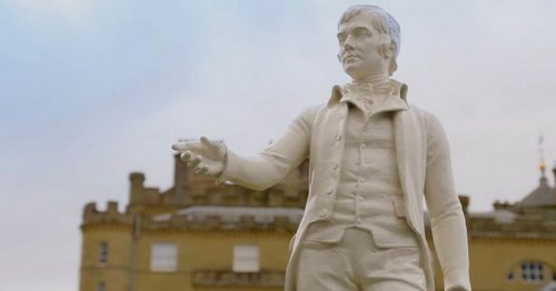 Owners of Robert Burns statue found in compost heap shocked by true value