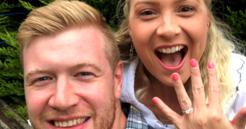 Scots fiancée gutted after partner diagnosed with MND months after engagement