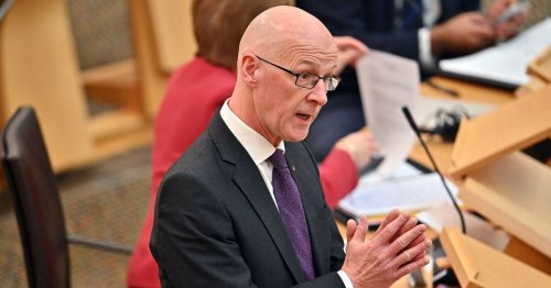 John Swinney admits Christmas 'concern' as SNP minister blames Brexit