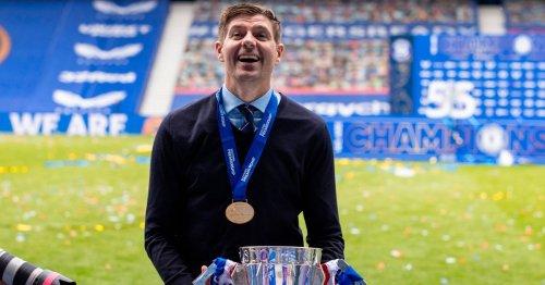 Steven Gerrard is Rangers' version of Wim Jansen writes Hugh Keevins