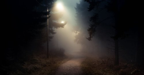 The UK's most haunted roads as Scotland takes three of the top 10 spots