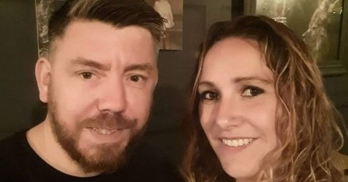 Dad-of-three saved by hero wife after collapsing on school run