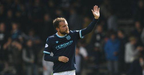 McPake insists Paul McMullan deserves applause not abuse on Tannadice return