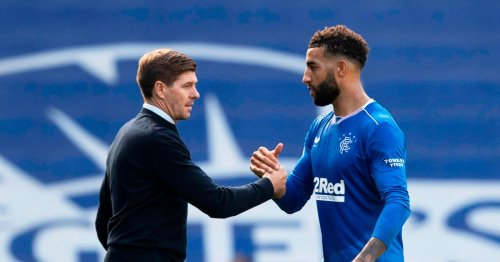 Mixed messages from Rangers and Connor Goldson over new contract