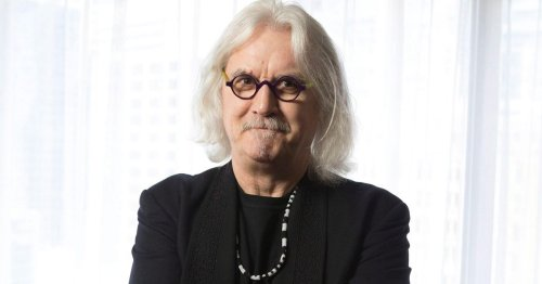 Billy Connolly tells Graham Norton of heartbreak after losing ability to write