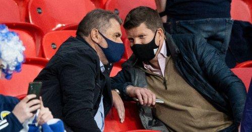 Ange Postecoglou's trip to Wembley provides valuable Celtic insight
