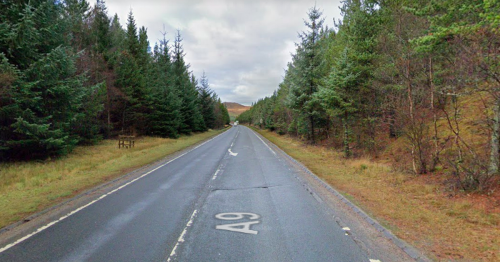 Serious road crash on A9 as emergency crews seal off scene