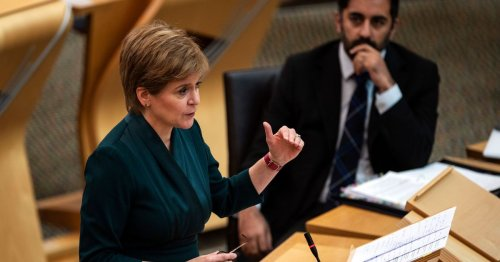 Nicola Sturgeon to give covid update as Army called in to deal with NHS crisis