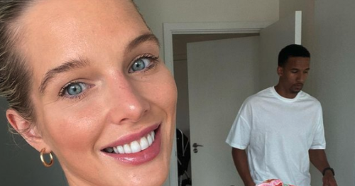 Ex-Celtic WAG Helen Flanagan asks for advice on tattoo removal ahead of wedding