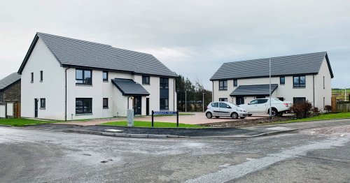 West Lothian Housing Partnership development nominated for top industry award