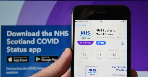 Covid in Scotland LIVE as enforcement of vaccine passports come into effect