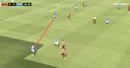 Right side defensive errors costing Rangers as James Tavernier fault examined