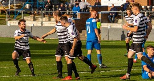 Rutherglen Glencairn No.2 hails team spirit in brushing Blantyre aside