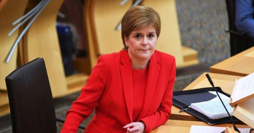 Scottish Government announces no deaths and 695 covid cases in last 24 hours