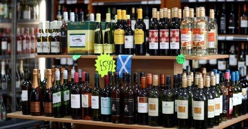 Ex-SNP justice secretary says minimum alcohol price should be increased