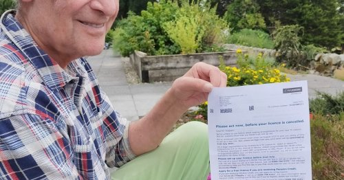 Stewartry man refuses to pay his TC licence and urges others to take a stand