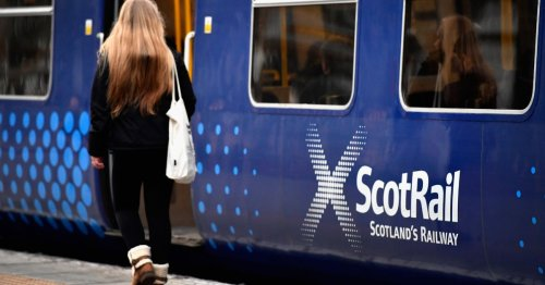 SNP minister has 'no idea' why ScotRail staff plan to strike during COP26