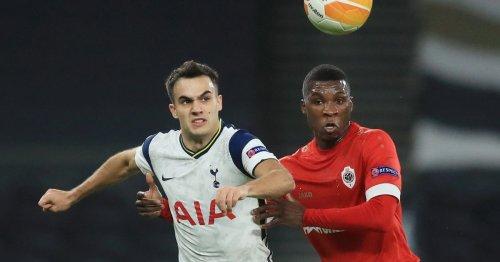 Celtic 'submit bid' for Royal Antwerp right back Aurelio Buta