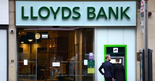 Lloyds and Halifax banks to close another 48 branches across England and Wales