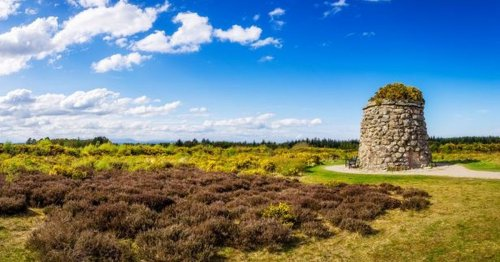 A tourist's guide to Culloden Battlefield - things to see and do