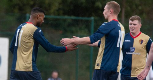 East Kilbride's 10-goal turn down to desire to avoid cup shock, says Aitken