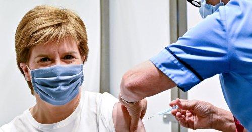 Covid in Scotland as Nicola Sturgeon accused of 'humiliating' vaccine failure