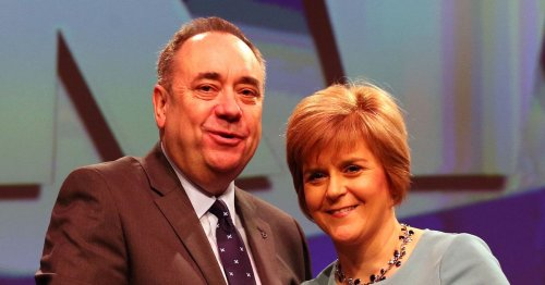 Alex Salmond voted most unpopular politician as Sturgeon named favourite