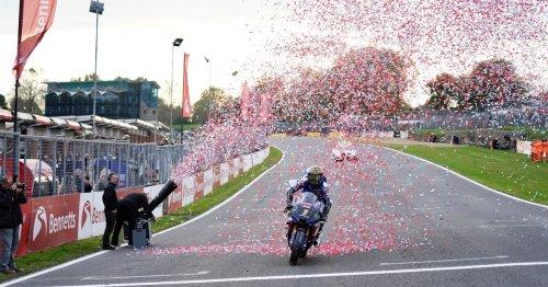 Time for Taz mania after Tarran Mackenzie wins British Superbike Championship