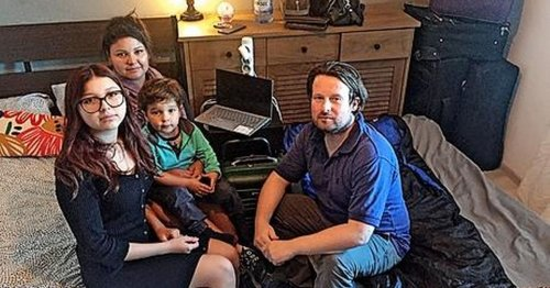 Expat family in 'six month Brexit visa wait' with plan for Scotland move on hold