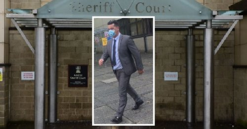 Jury returns 'not proven' verdict on bus driver who admitted performing sex act