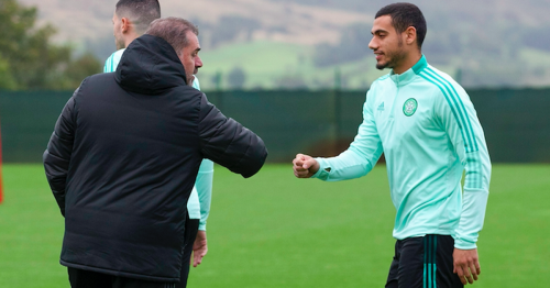 Celtic squad for Raith as Giorgos Giakoumakis and Liam Scales debuts beckon