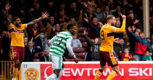 Motherwell deserved a penalty against Celtic say pundits Foster and McFadden